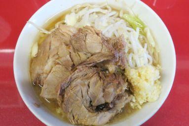 ラーメン二郎西台店