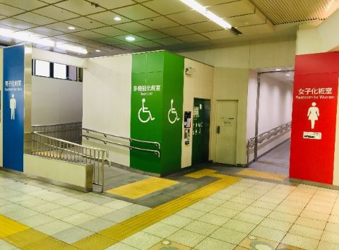 地上2F_南口内トイレ