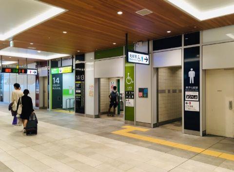 地上2F_新南口内トイレ