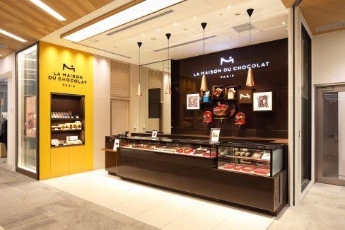 ラ・メゾン・デュ・ショコラ店舗(新宿)